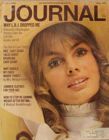 Ladies' Home Journal April 1968