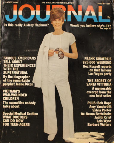 Ladies' Home Journal January 1967