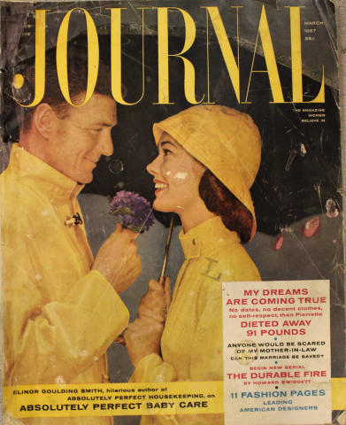 Ladies' Home Journal March 1957