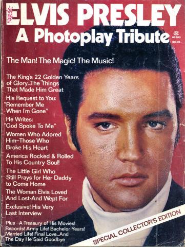Elvis Presley: A Photoplay Tribute