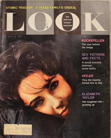 LOOK Magazine April 12, 1960