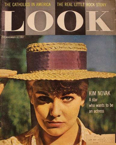 LOOK Magazine November 12, 1957