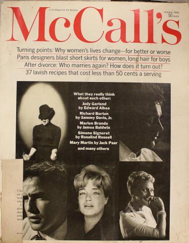 McCall's Magazine October 1966