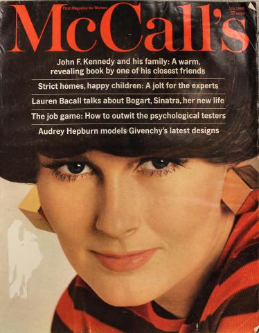 McCall's Magazine July 1966