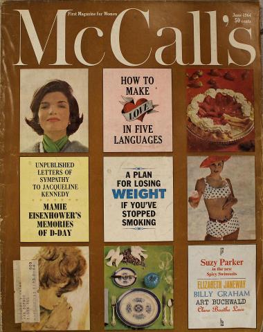 McCall's Magazine June 1964