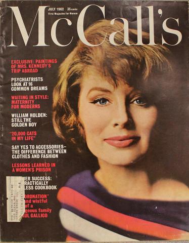 McCall's Magazine July 1962