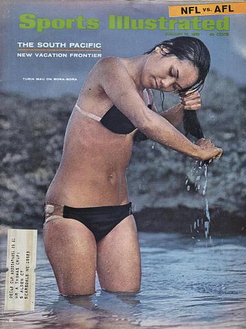 Sports Illustrated January 15, 1968