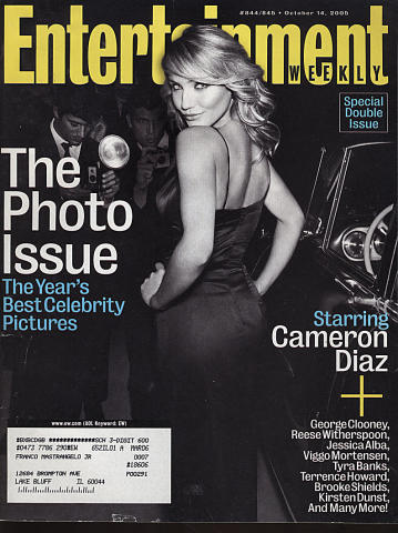 Entertainment Weekly October 14, 2005