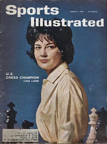 Sports Illustrated August 7, 1961