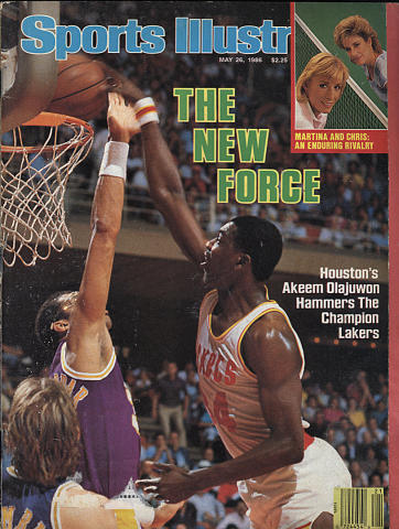 Sports Illustrated May 26, 1986
