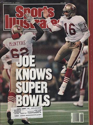 Sports Illustrated February 5, 1990