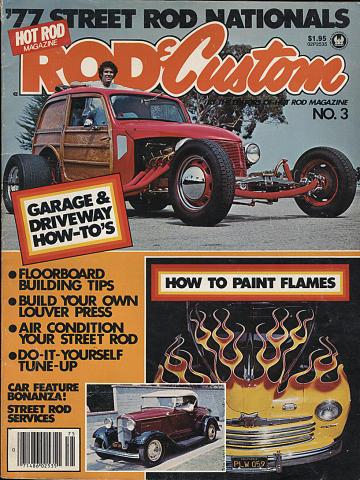Rod & Custom No. 3