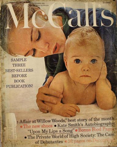 McCall's Magazine October 1960