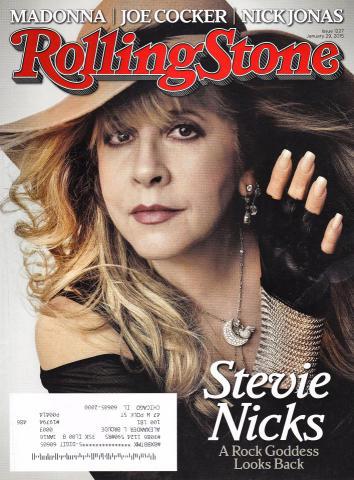 Rolling Stone Magazine January 29, 2015
