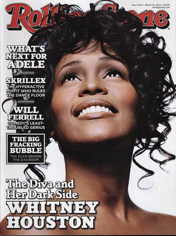 Rolling Stone Magazine March 15, 2012