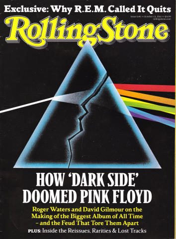 Rolling Stone Magazine October 13, 2011