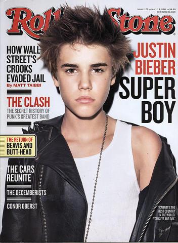 Rolling Stone Magazine March 3, 2011