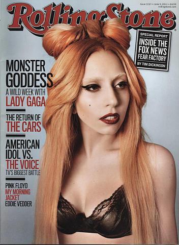 Rolling Stone Magazine June 9, 2011