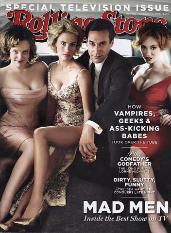 Rolling Stone Magazine September 16, 2010