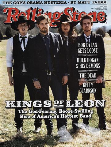 Rolling Stone Magazine April 30, 2009