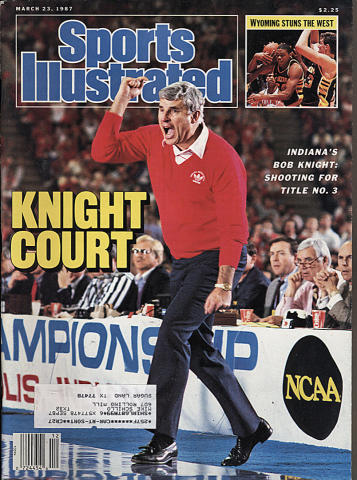 Sports Illustrated March 23, 1987