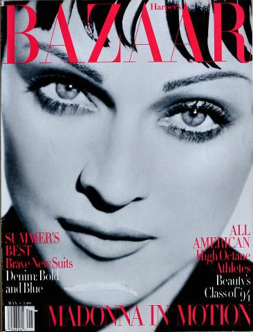 Harper's Bazaar May 1994
