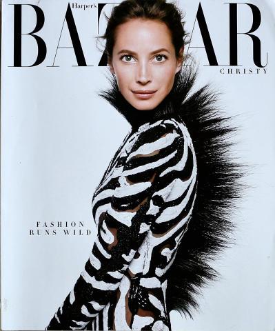 Harper's Bazaar June 2013
