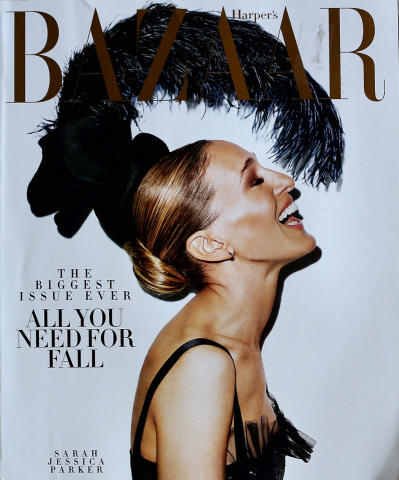 Harper's Bazaar September 2013