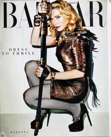 Harper's Bazaar November 2013