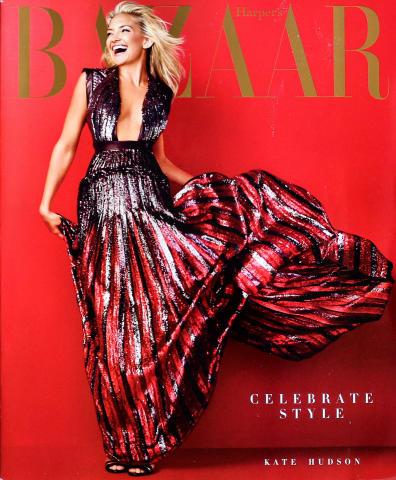 Harper's Bazaar December 2013