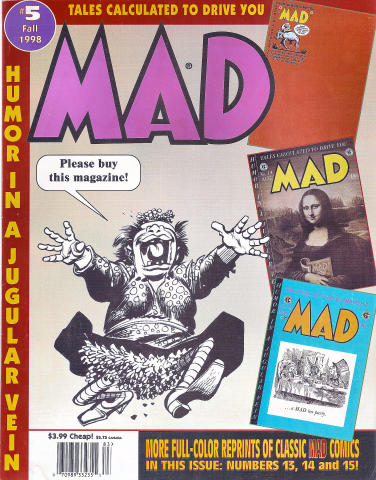 MAD Super Special Fall 1998
