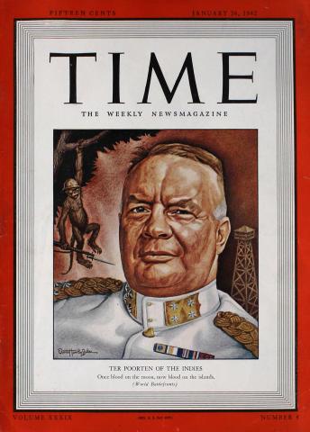 Time Magazine January 26, 1942