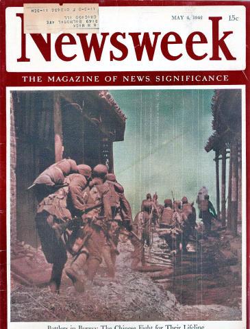 Newsweek Magazine May 4, 1942