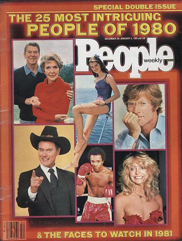 People Magazine December 19, 1980