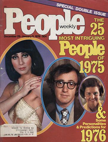 People Magazine December 29, 1976