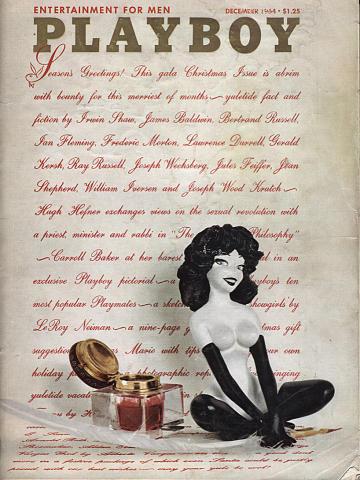Playboy Magazine December 1, 1964