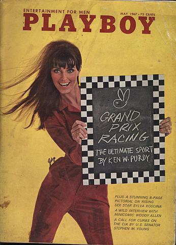 Playboy Magazine May 1, 1967