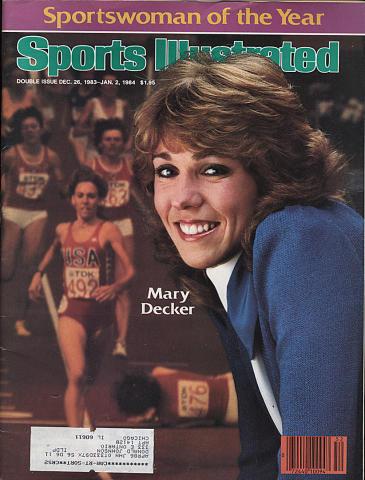 Sports Illustrated December 26, 1983