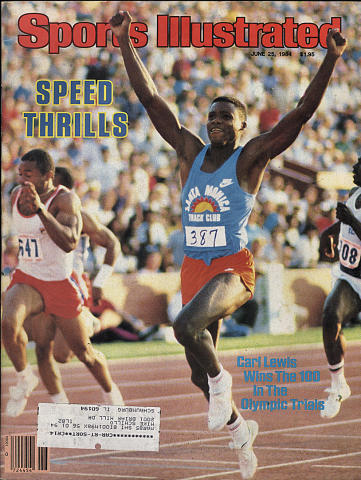 Sports Illustrated June 25, 1984