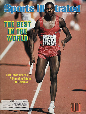 Sports Illustrated August 22, 1983