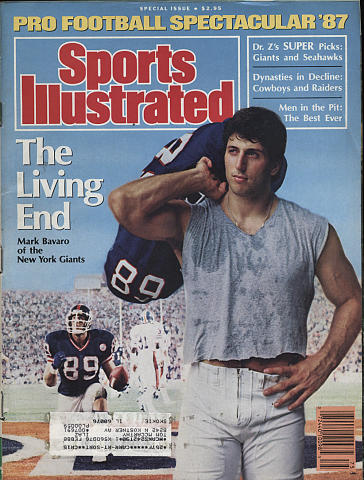 Sports Illustrated Special Issue 1987