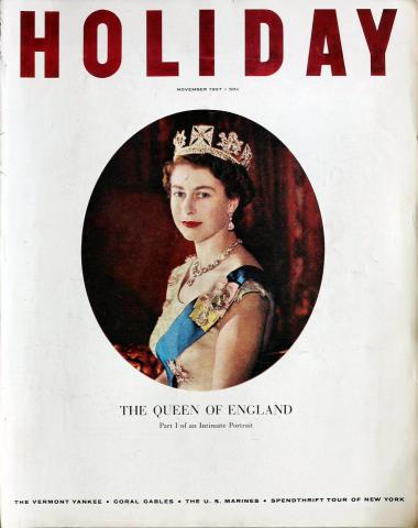 Holiday Magazine November 1957