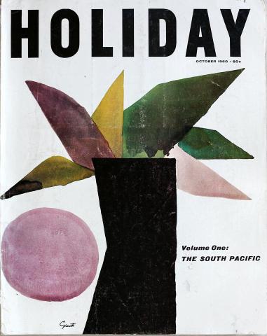 Holiday Magazine October 1960