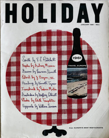 Holiday Magazine January 1961