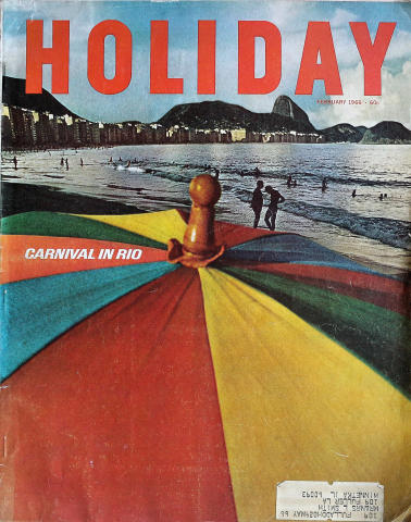 Holiday Magazine February 1966