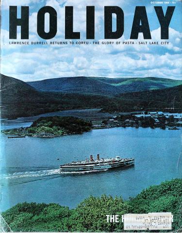 Holiday Magazine October 1966