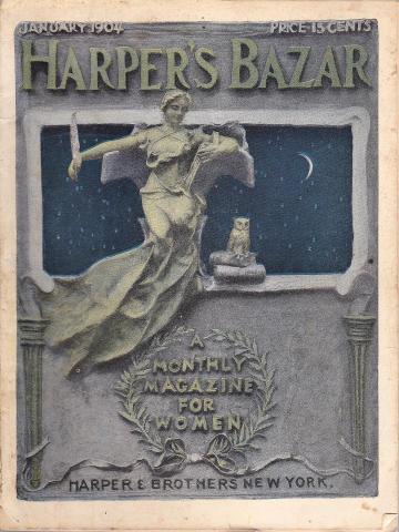 Harper's Bazaar January 1904
