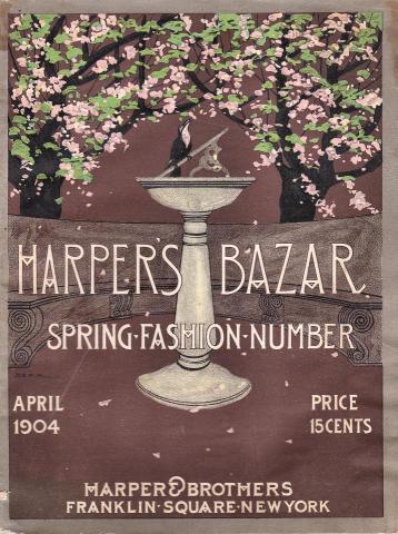 Harper's Bazaar April 1904