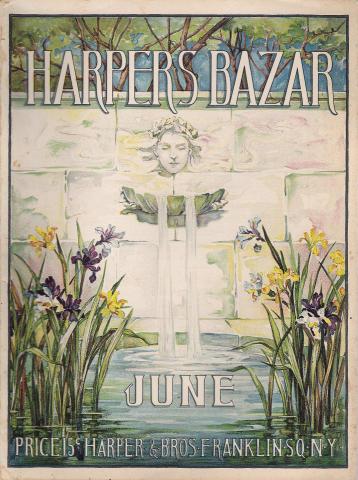 Harper's Bazaar June 1904