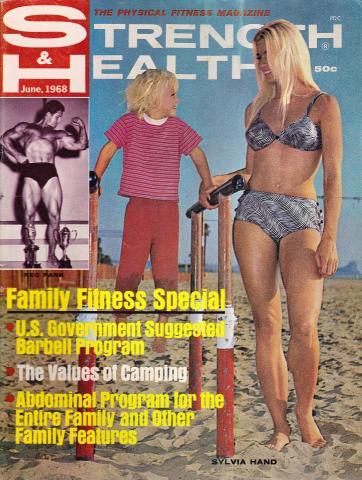 Strength & Health Magazine June 1968